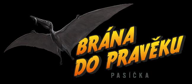 logo Brána do pravěku v Pasíčkách